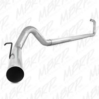 MBRP Exhaust 4 Inch Turbo Back No Muffler 2003-2007 Ford Powerstroke 6.0L Diesel