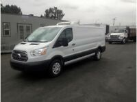 2017 Ford TRANSIT350 REEFER VAN -Thermoking-V300 END OF THE YEAR CLEARANCE REEFER VAN TRANSIT REFRIGERATED CARGO NISSAN SPRINTER dodge chevy gmc freezer