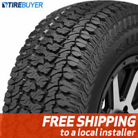 4 New P265/75R16 Kumho Road Venture AT51 265 75 16 Tires