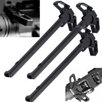 Butterfly Pulping Machine Tactical Charging Handle Black AR Metal Handle Tool