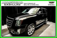 2019 Cadillac Escalade Luxury 2019 Luxury 6.2L V8 16V Automatic 4WD Bose Moonroof