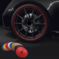 Car Wheel Rim 1.4m Tape Stripes Strip Tire Protector Motorcycle Decoration Ring