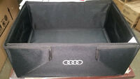 Audi Genuine Cargo Box - Fully Collapsible - VERY HANDY - Fits ALL Audi Models
