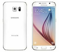New Samsung Galaxy S6 G920V GSM Global Unlocked 32GB White LCD Discoloration
