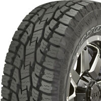 2 New LT235/75R15 C 6 ply Toyo Open Country AT II  235 75 15 Tires