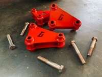 Jeep Grand Cherokee WJ A - ARM SPACER  2.5