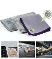 Car Cleaning Kit Microfiber Towels 4-Piece JUST ADD Water No Detergents