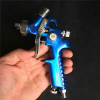 Mini HVLP Air Paint Spray Gun Car Repair Gun Detail Touch Up Sprayer Gun 0.8mm