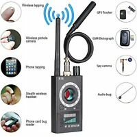 Portable Anti Spy Wireless Signal Detector GPS Locator Radio Frequency Scanner
