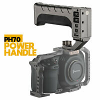 SOONWELL 70Wh Rechargeable Battery Pack Handle for Camera BMPCC 6K 4K Canon 5D