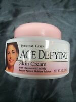 New  - Personal Care AGE DEFYING Skin Cream - 8 OZ  Exp. 12/2017
