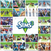 The Sims 3 and Expansions Origin