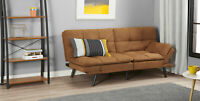 Sleeper Sofa Bed Convertible Couch Modern Living Room Futon Loveseat Furniture