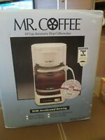 VINTAGE MR. COFFEE 10 CUP DRIP COFFEEMAKER With Accelerated Brewing Model BL110