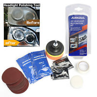Professional Car Restoration System Restorer Repair Kit Polishing Cleaner Tool