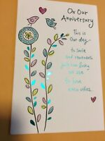 American Greetings On Our Anniversary Card Our Day To Smile And Remember