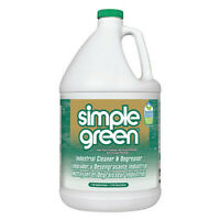 SIMPLE GREEN 2710200613005 1 gal. Simple Green Industrial Cleaner and Degreaser