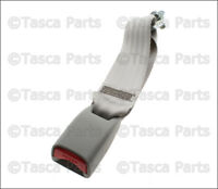NEW OEM SAND Rear SEAT NO. 2 BELT A BUCKLE 2007-2012 MAZDA CX9 #TDY1-57-820A-34