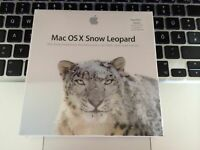 Neu: Apple Mac OS X Snow Leopard 10.6 Vollversion für Macbook Pro MacbookPro DVD