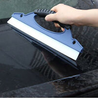 Auto Car Silicone Window Wash Cleaning Brush Cleaner Wiper Squeegee Drying Blade