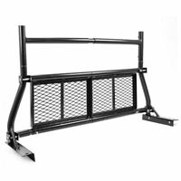 full size Adjustable width Pickup Truck bed Headache ladders cargo Rack Vehicle
