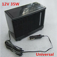 2 Speed 35WHome Car Cooler Cooling Fan Water Ice Evaporative Air Conditioner 12V
