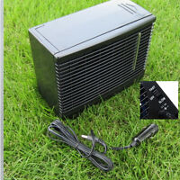 35W Portable air cooler Cooling Fan Water Ice Air Evaporative 12V Conditioner