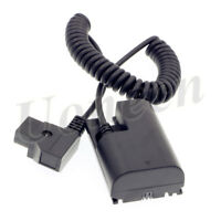 LP E6 Dummy Battery Power Cable for Canon 5D4 5DSR 5D2 5D3 6D 60D 7D 7D2 70D 80D
