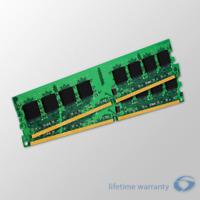 2GB 2X1GB Dell XPS 410 Desktop/PC Series DDR2 PC2-5300 Memory