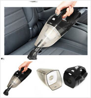 Useful 120W High Power LED Cordless Dry& Wet Portable Car Home Vacuum Cleaner