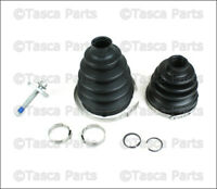 NEW OEM INNER & OUTER DRIVESHAFT BELLOWS KIT 2004-2012 C30 C70 S40 V50 #31256018