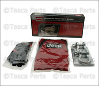NEW OEM JEEP WARN TRAIL RATED ROADSIDE SAFETY KIT 2011-2014 PATRIOT