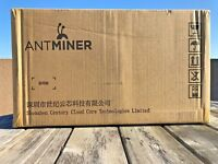 Bitmain Antminer S9 13.5 TH/s Bitcoin BTC ASIC Miner - New (Sealed) - In Hand