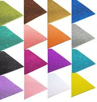 Glitter EVA Foam Sheets Arts and Crafts, 12