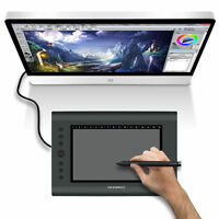 Huion H610 Pro USB Art Graphics Drawing Tablet 10
