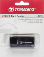 Racepak Memory Card Reader - Micro SD Card To USB - Each
