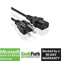 3ft. Replacement Power Cord for Desktop