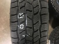 4 NEW 265/70-16 Cooper DISCOVERER AT3 4S 65K 4 ply TIRES 70R16 R16 70R
