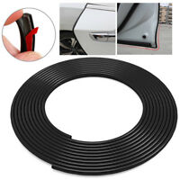10M AUTO Universal ACCESSORIES Car Door Edge Rubber Scratch Protector Strip DIY