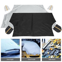 Windshield Cover Snow and Ice for Car Frost Guard Winter Protector Magnetic Auto