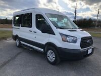 2018 Ford Transit XL 2018 Ford T150-130 Mid Roof Wheelchair Van