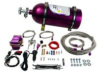 Zex 82034 EFI Wet Nitrous Oxide System Kit Fits 2005-2010 Ford Mustang