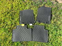 2012-2015 Toyota Tacoma EXTRA CAB 4 PC All-Weather Floor Mats PT908-35121-20 OEM