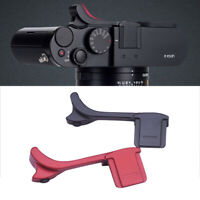 Hand Grip Thumb Rest Up Grip Add-on Secure Control For Camera Leica Q (Typ 116)