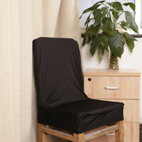 Stretch Chair Seat Cover Dining Room Bar Stool Slipcover for Party Supplies