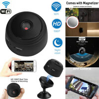 Mini Hidden Spy Camera WiFi Small Wireless Smart security Camera Full HD 1080P