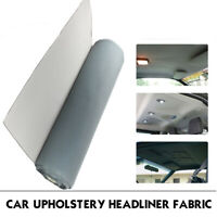 Car Roof Lining Headliner Cloth Foam Backing Remedy Dirty/Torn/Sagging 68
