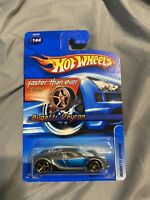 Bugatti Veyron Hot Wheel Grey