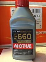 Motul RBF 660 Factory Line DOT 4 Racing Brake Fluid Fully Synthetic CAR AND BIKE