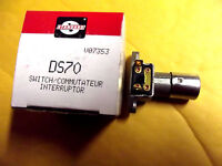 1 DS 70 STANDARD MOTOR VINTAGE DIMMER SWITCH FITS FORD CARS,TRUCKS